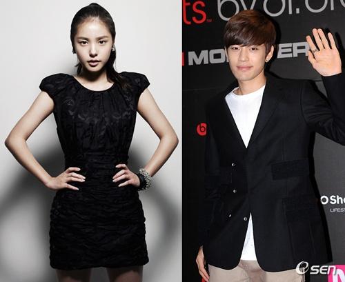 Se7en chosen by Min hyo rin on Actress Butler 20101103101209656