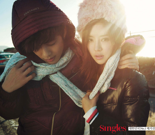 Photos from Singles magazine photoshoot released Ps10111900021
